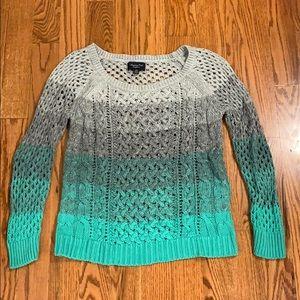American Eagle Ombre Sweater
